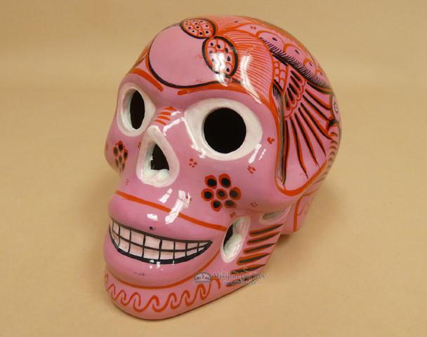 Ceramic Day of the Dead Sugar Skull