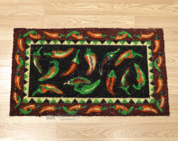 Southwestern Chili Doormat