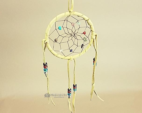 Native American Dream Catcher - Gold