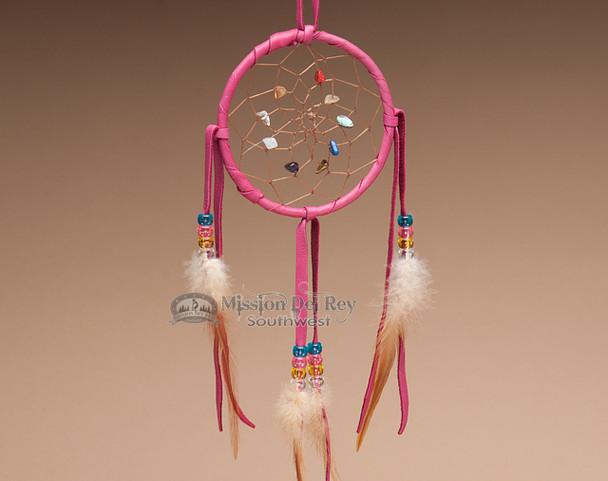 Native American Dream Catcher - Pink