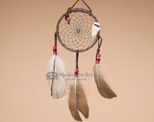 """Native American Handwoven dreamcatcher  4"""""""