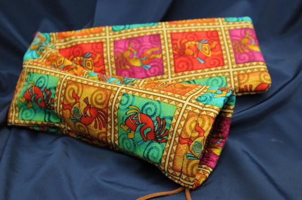 Southwest Navajo Flute Bag