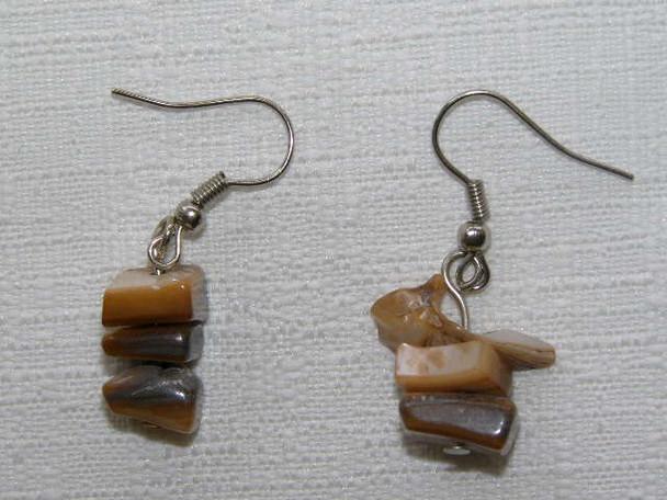 Native American Indian Jewelry -Tigua Earrings