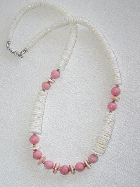 """Native American Indian Jewelry -Tigua Necklace 21"""""""