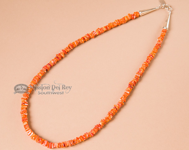 "Southwestern Indian Jewelry -Necklace 18.5"""