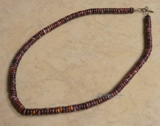 Native American Necklace - Shell