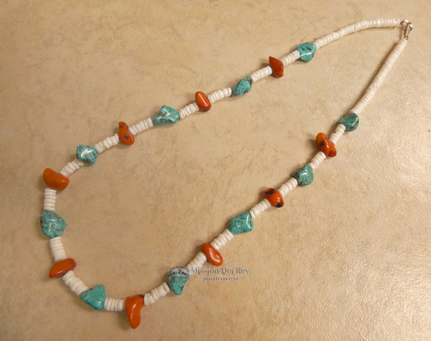 American Indian Jewelry Necklace