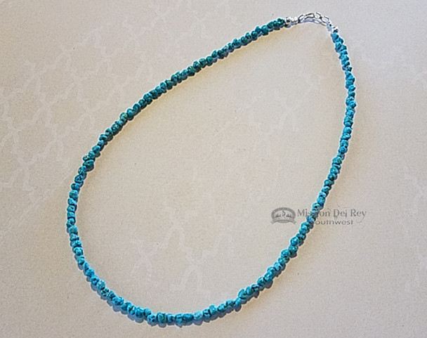 American Indian Beaded Necklace -Navajo