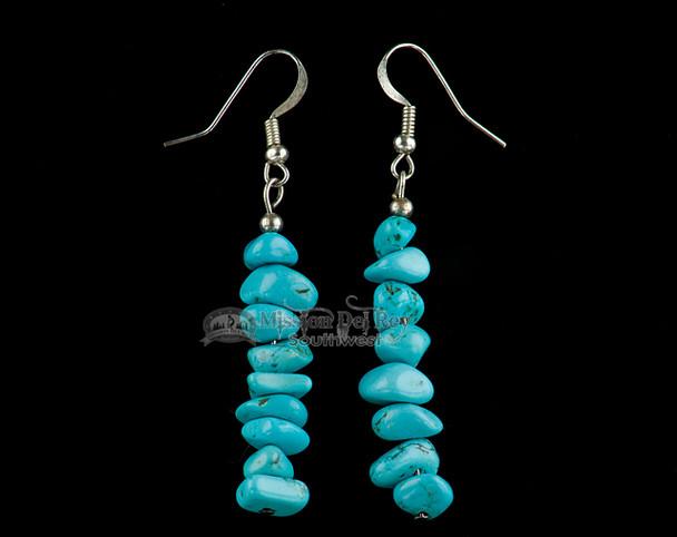 Pueblo Turquoise Earrings