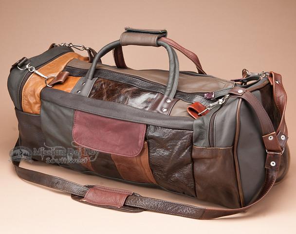 Genuine Cowhide Travel Bag