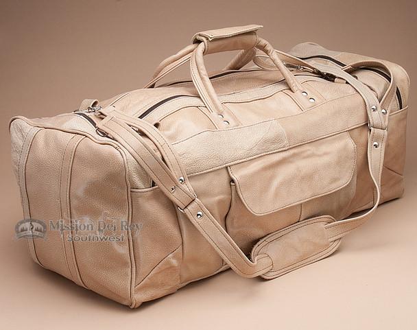 Genuine Cowhide Leather Travel Bag