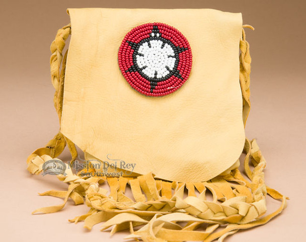 Handcrafted Native American Bag - Turtle