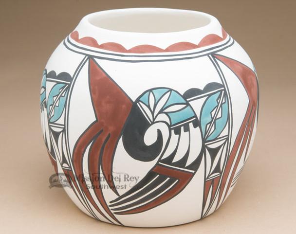 Native American Pueblo Pottery Vase