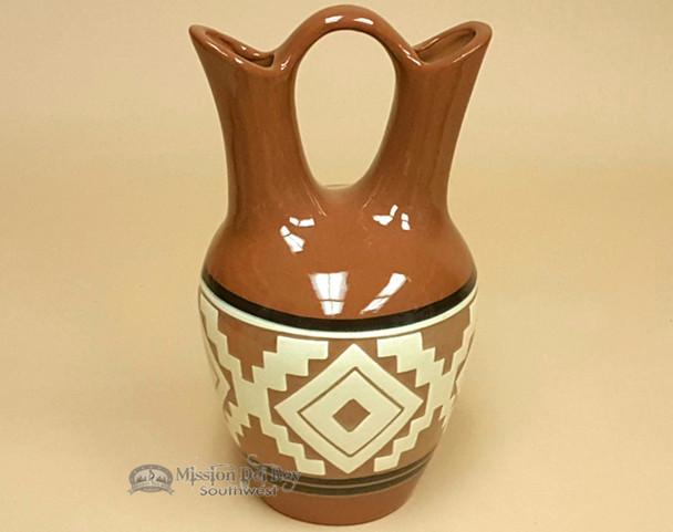 Native American wedding vase - Sioux.