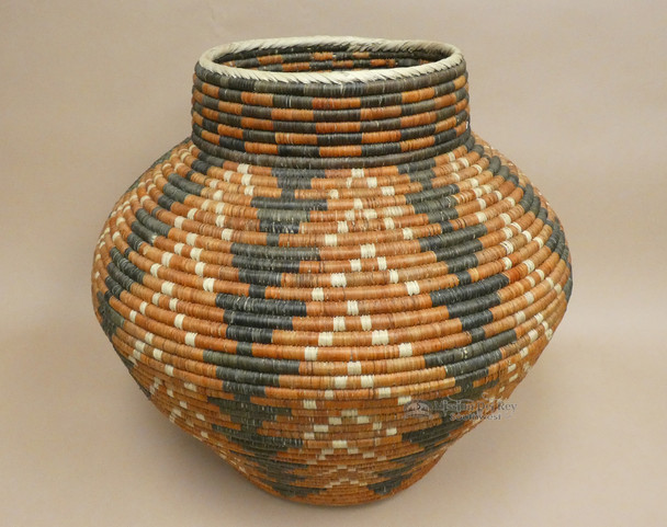 Cobra Style Southwestern Basket