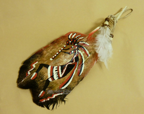 Hand Painted Feathers