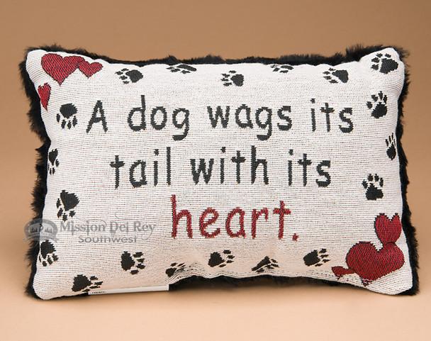 Decorator Dog Lover Pillow 9x13 (P53)