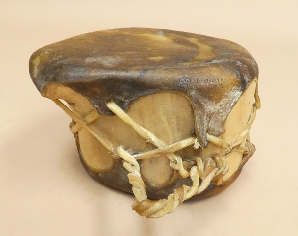 Native Rustic Log Drum