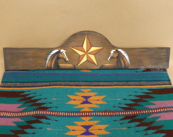 Southwest Tapestry Rug Hanger