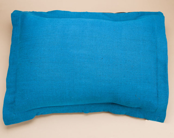 Southwestern Blue Pillow Sham