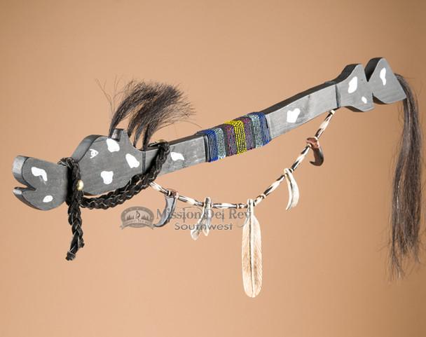 "Painted Pony Mescalero Talking Stick 24"" -Pony"