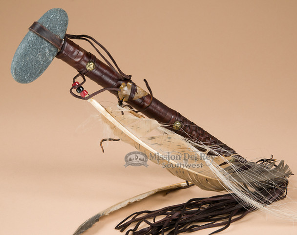 Navajo Stone Decorative Tomahawk