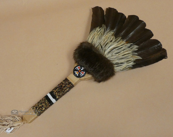 Native American Creek Indian Dance Fan