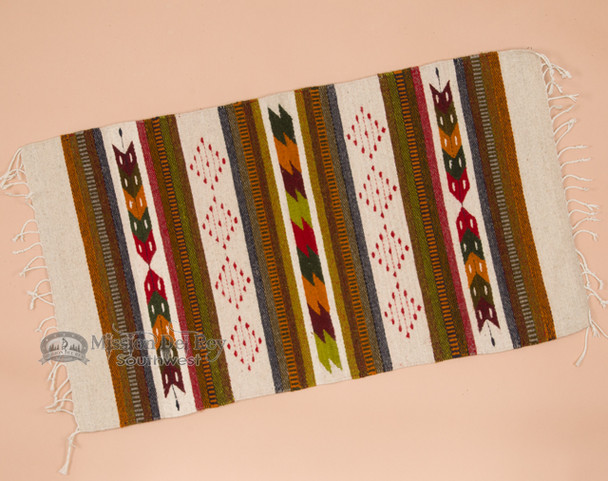 Southwest Indian Zapotec Rug