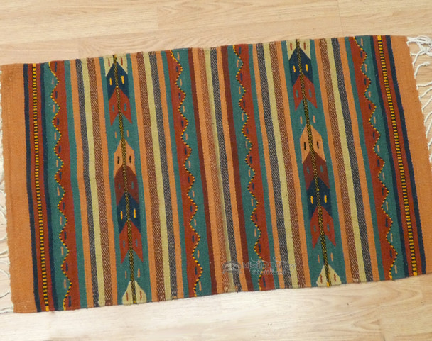 Southwest Zapotec Mexican Rug