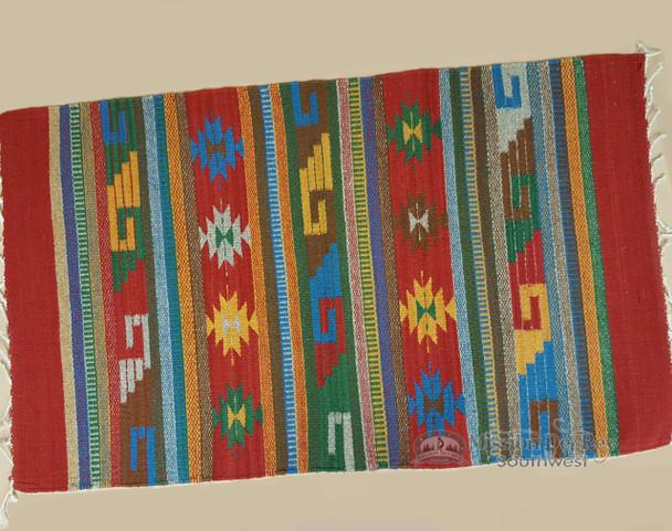Southwest Zapotec Rug - 23x39