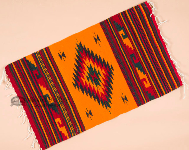 Mexican Indian Zapotec Rug