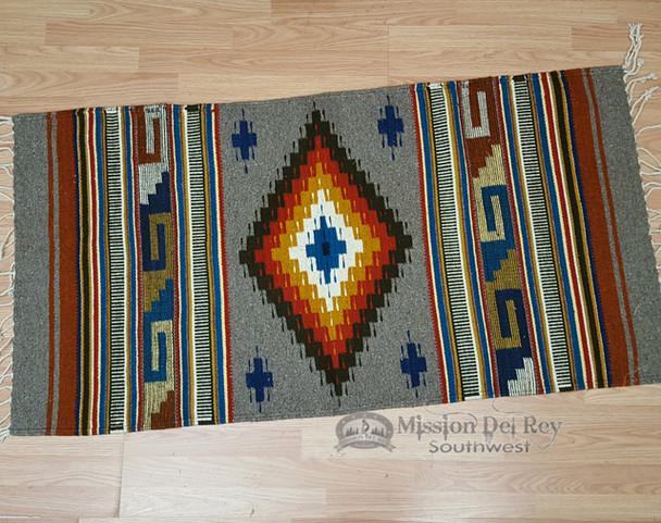 Zapotec Indian Area Rug
