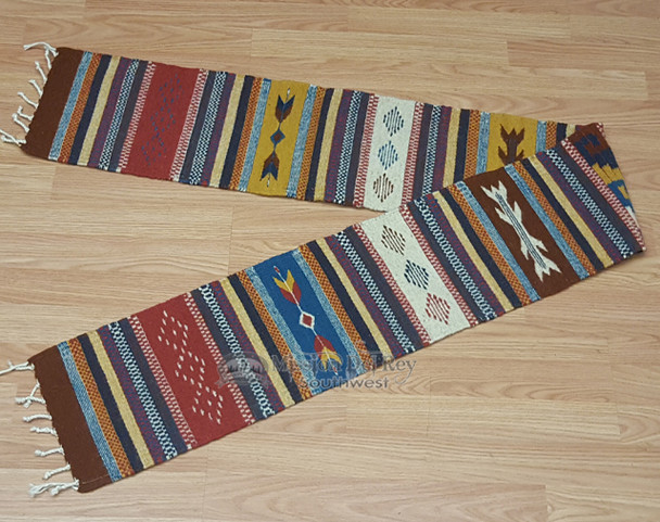 Authentic Zapotec Indian Table Runner