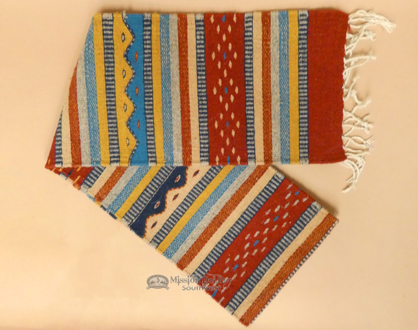 Indian Style Wool Table Runner