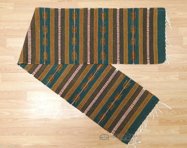 Southwest Zapotec Style Table Runner