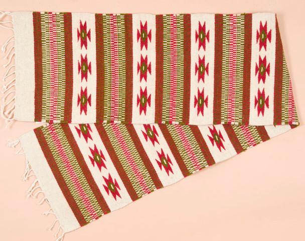 Zapotec Wool Table Runner