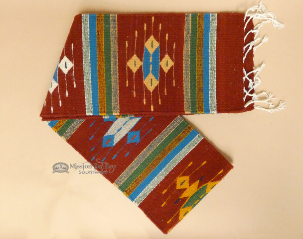 Southwestern Style Zapotec Table Runner