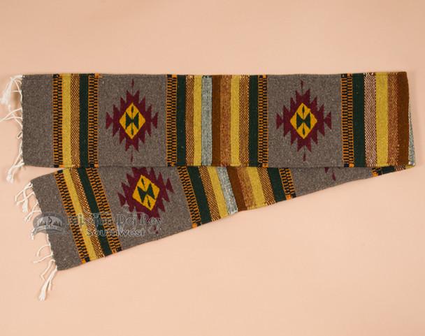 Woven Wool Table Runner