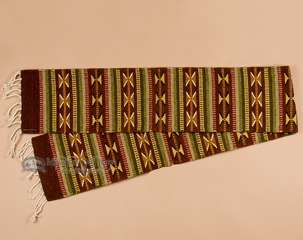 Southwest Style Zapotec Table Runner