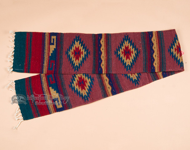 Wool Zapotec Indian Table Runner