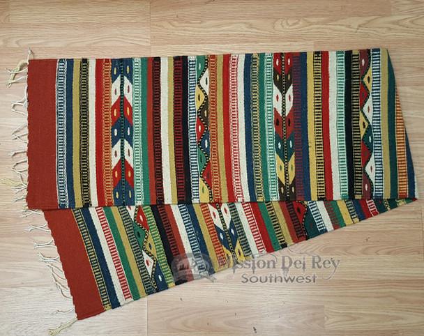 Rustic Wool Table Runner
