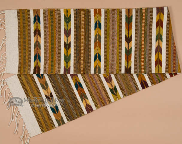 Mexican Rustic Style Table Runner