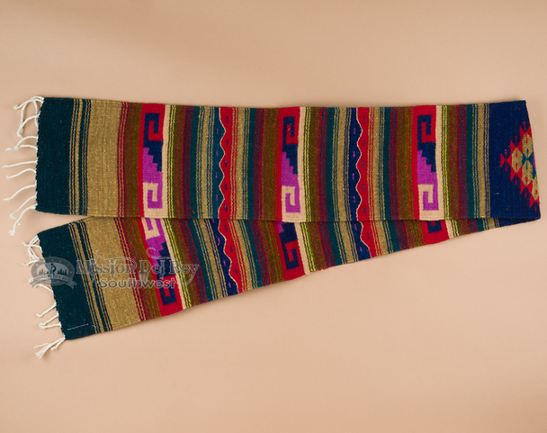 Zapotec Wool Table Runner