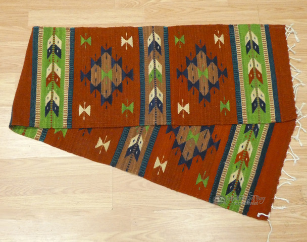 Hand Woven Zapotec Table Runner