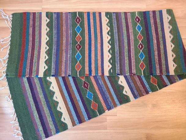 Southwest Wool Table Runner