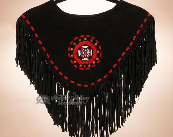 Classic Black Native Dance Shirt