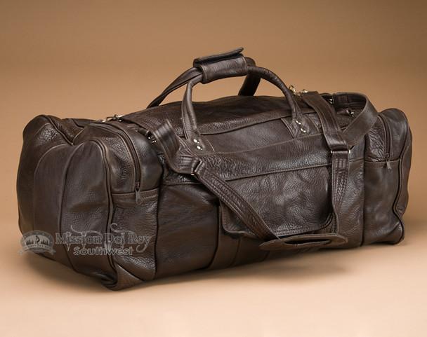 Super Soft Leather Travel Bag