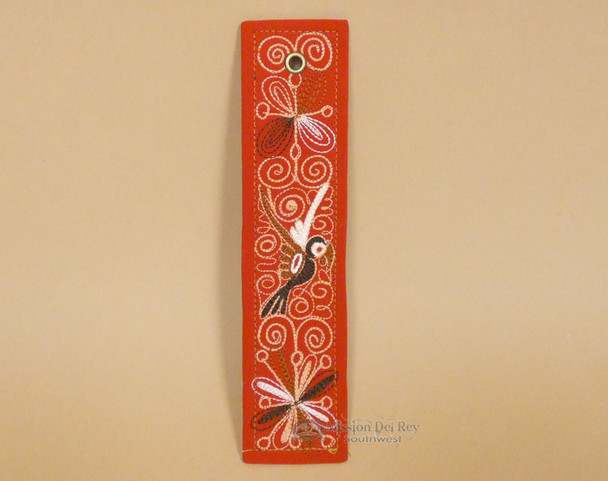 Andean Embroidered Book Mark