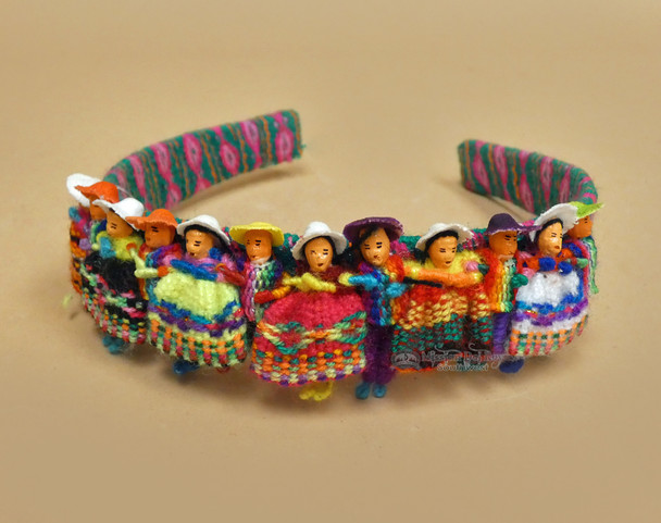 Woven Head band -Andean Indian