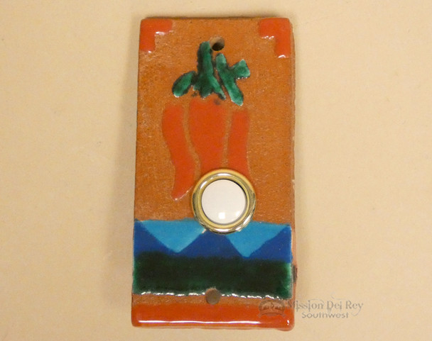 Saltillo Tile Doorbell - Chillis